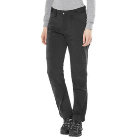 Haglöfs Rugged Mountain Pantalones Mujer, true black